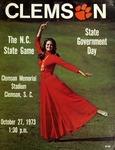 NC State vs Clemson (10/27/1973)