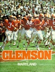 Maryland vs Clemson (9/10/1977)