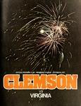 Virginia vs Clemson (10/8/1977)