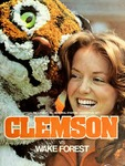 Wake Forest vs Clemson (10/29/1977)