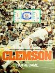 Notre Dame vs Clemson (11/12/1977)