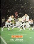 Citadel vs Clemson (9/16/1978)