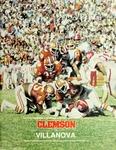 Villanova vs Clemson (9/30/1978)