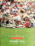 Virginia Tech vs Clemson (10/7/1978)