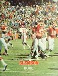 Duke vs Clemson (10/21/1978)
