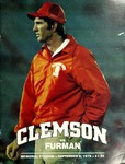 Furman vs Clemson (9/8/1979)