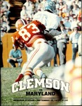 Maryland vs Clemson (9/15/1979)