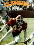 Georgia vs Clemson (9/22/1979)
