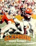 Wake Forest vs Clemson (11/3/1979)