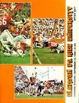 Rice vs Clemson (9/13/1980)