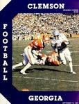Georgia vs Clemson (9/19/1981)