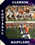 Maryland vs Clemson (11/14/1981)