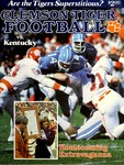 Kentucky vs Clemson (10/2/1982)