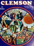 Duke vs Clemson (10/20/1984)