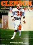 NC State vs Clemson (10/26/1985)