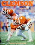 Maryland vs Clemson (11/16/1985) by Clemson University