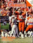 Virginia Tech vs Clemson (9/13/1986) by Clemson University