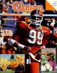 Duke vs Clemson (10/18/1986)