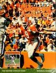 Western Carolina vs Clemson (9/5/1987)