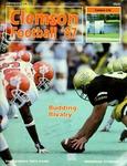 Georgia Tech vs Clemson (9/26/1987) by Clemson University