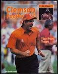 Duke vs Clemson (10/17/1987)