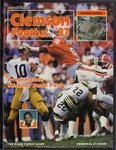Wake Forest vs Clemson (10/31/1987)