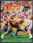 Maryland vs Clemson (11/14/1987) by Clemson University