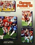 Oklahoma vs Clemson (1/2/1989)