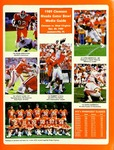 West Virginia vs Clemson (12/30/1989) by Clemson University