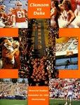 Duke vs Clemson (9/29/1990) by Clemson University