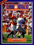 Georgia Tech vs Clemson (9/25/1993)