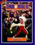 NC State vs Clemson (10/2/1993)