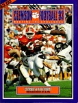 Wake Forest vs Clemson (10/16/1993)