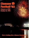 ETSU vs Clemson (10/23/1993)