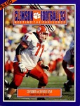 Maryland vs Clemson (10/30/1993)