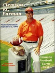Furman vs Clemson (9/3/1994)