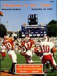 NC State vs Clemson (9/10/1994)