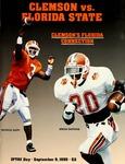 Florida State vs Clemson (9/9/1995)