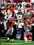 Duke vs Clemson (11/11/1995)