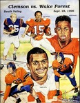 Wake Forest vs Clemson (9/28/1996)