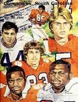 South Carolina vs Clemson (11/23/1996) by Clemson University