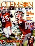 North Carolina vs Clemson (10/2/1999)