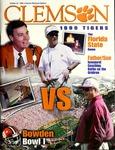 Florida State vs Clemson (10/23/1999)