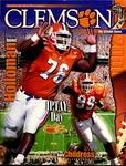 Citadel vs Clemson (9/2/2000)