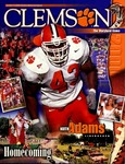 Maryland vs Clemson (10/14/2000)