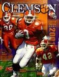 Central Florida vs Clemson (9/1/2001)