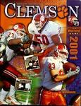 Wofford vs Clemson (9/8/2001)