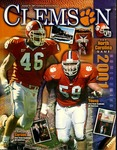 North Carolina vs Clemson (10/20/2001)