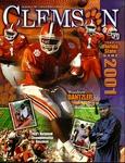 Florida State vs Clemson (11/3/2001)