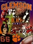 South Carolina vs Clemson (11/23/2002) by Clemson University
